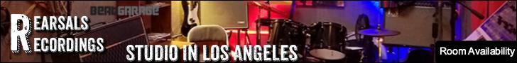 Rehearsal Studio in Los Angeles